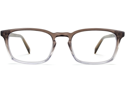 Front View Image of Chase Eyeglasses Collection, by Warby Parker Brand, in Driftwood Fade Color