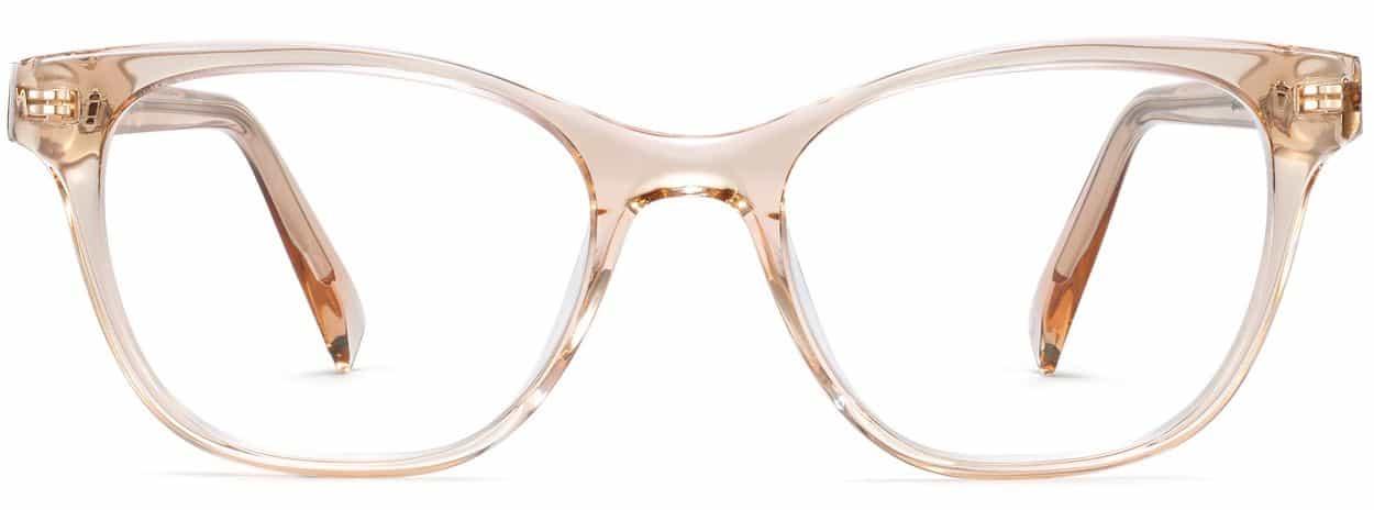 Ames Eyeglasses in Elderflower Crystal