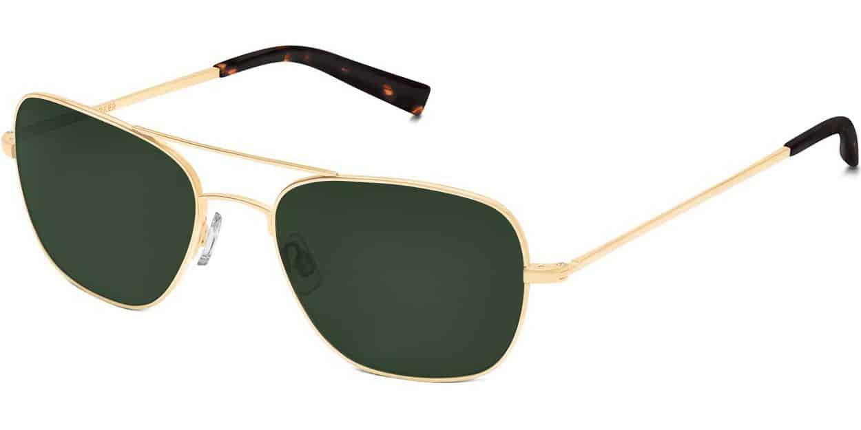 Upshaw & Upshaw Large Sunglasses