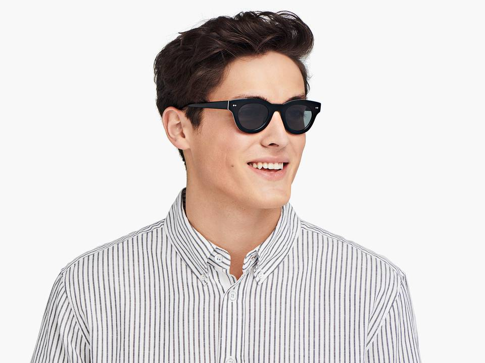 Tilson Sunglasses Black Eclipse