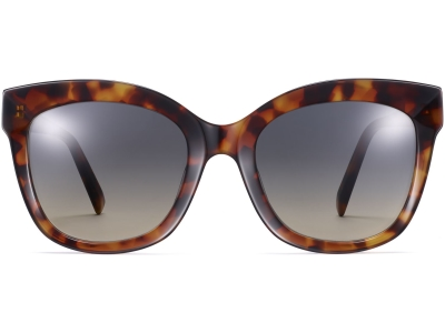 Front View Image of Ada Sunglasses Collection, by Warby Parker Brand, in Acon Tortoise Color