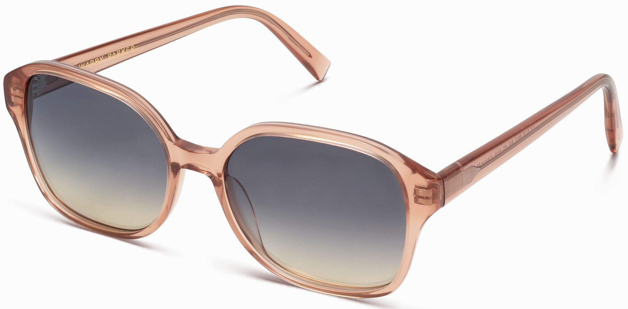 Lila Sunglasses Review - Warby Parker - Nectar - 56-17-140 - Women