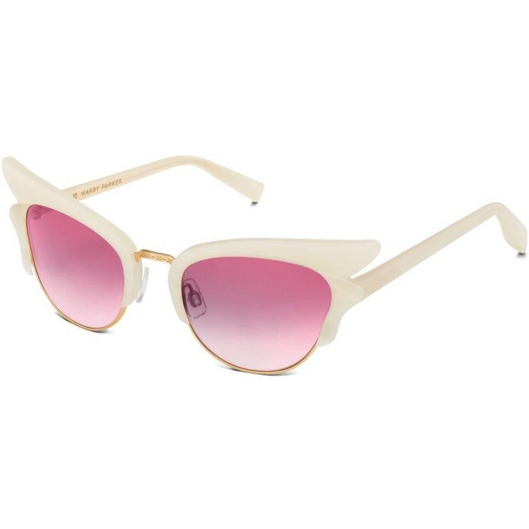 Fleta Sunglasses in Polished Gold