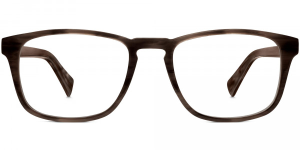 Front View Image of Bensen Eyeglasses Collection, by Warby Parker Brand, in Greystone Color