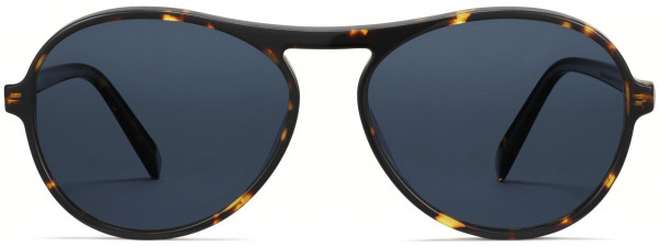 Front View Image of Tallulah Sunglasses Collection, by Warby Parker Brand, in Burnt Honeycomb Tortoise Color