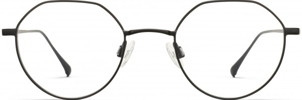 Front View Image of Gavin Eyeglasses Collection, by Warby Parker Brand, in Brushed Ink Color